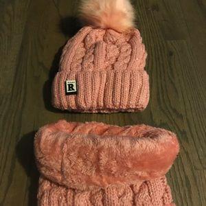 Accessories - Beanie & neck warmer set🌺
